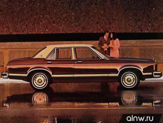 Инструкция по эксплуатации Ford Granada (North America) I Седан