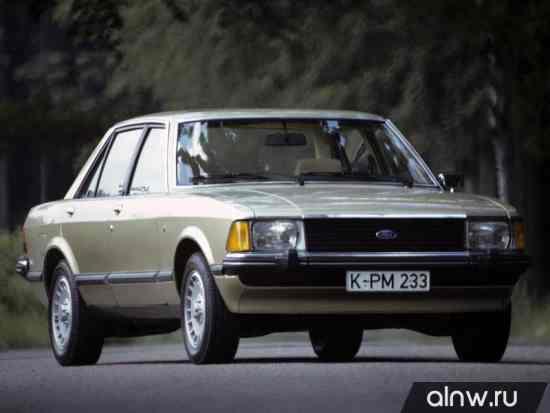 Руководство по ремонту Ford Granada II Седан