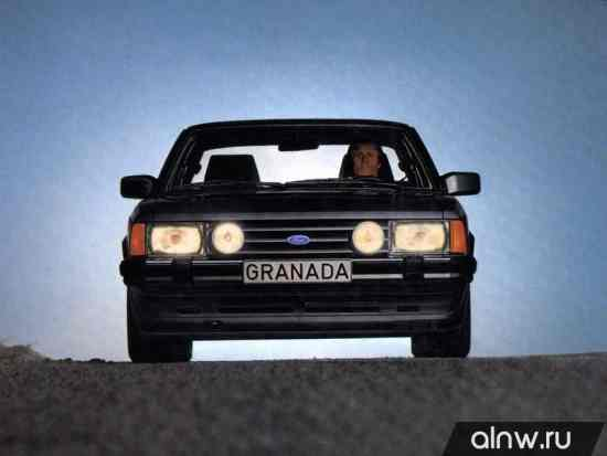 Инструкция по эксплуатации Ford Granada II Седан