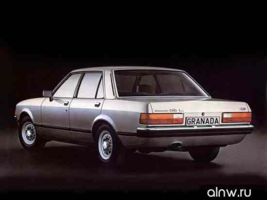 Программа диагностики Ford Granada II Седан