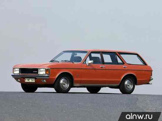Ford Granada I Универсал 5 дв.