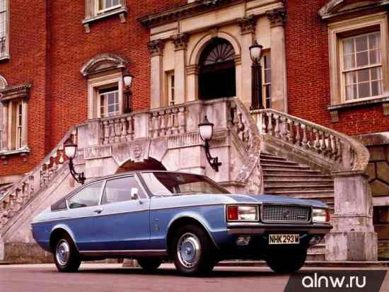 Ford Granada I Купе