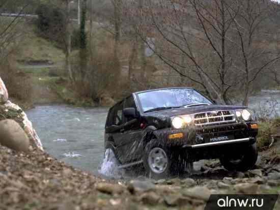 Ford Maverick I Внедорожник 3 дв.