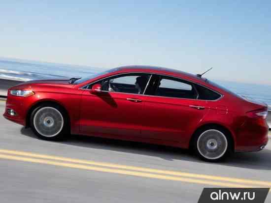 Каталог запасных частей Ford Mondeo V Седан