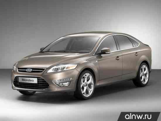 Руководство по ремонту Ford Mondeo IV Хэтчбек 5 дв.