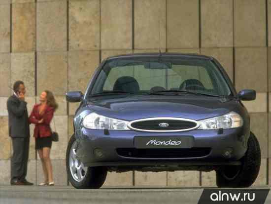 Инструкция по эксплуатации Ford Mondeo II Седан