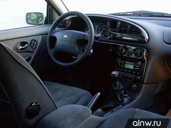 Программа диагностики Ford Mondeo II Седан
