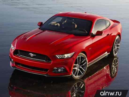 Ford Mustang VI Купе