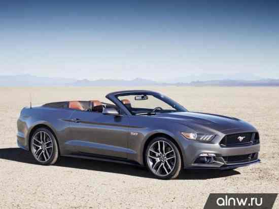 Ford Mustang VI Кабриолет