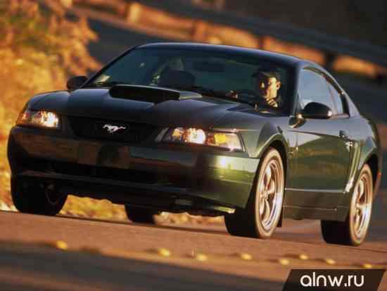 Руководство по ремонту Ford Mustang IV Купе