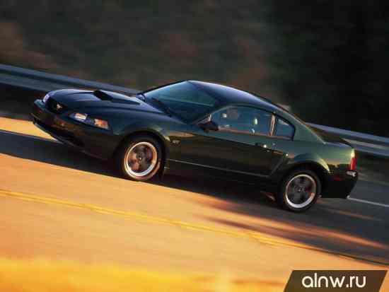 Каталог запасных частей Ford Mustang IV Купе
