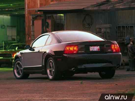 Программа диагностики Ford Mustang IV Купе