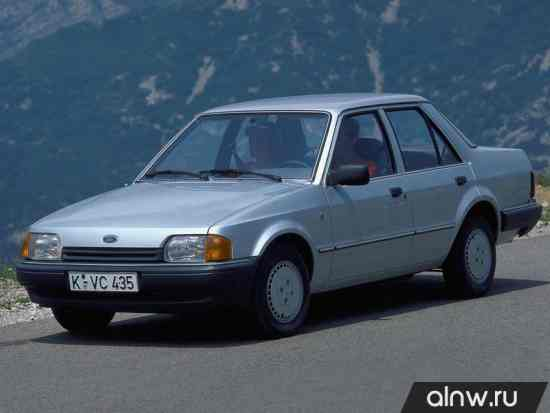 Ford Orion II Седан