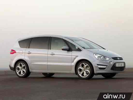Каталог запасных частей Ford S-MAX I Рестайлинг Минивэн