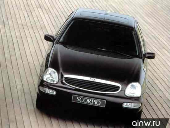 Инструкция по эксплуатации Ford Scorpio II Седан