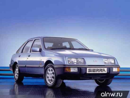 Руководство по ремонту Ford Sierra I Хэтчбек 5 дв.