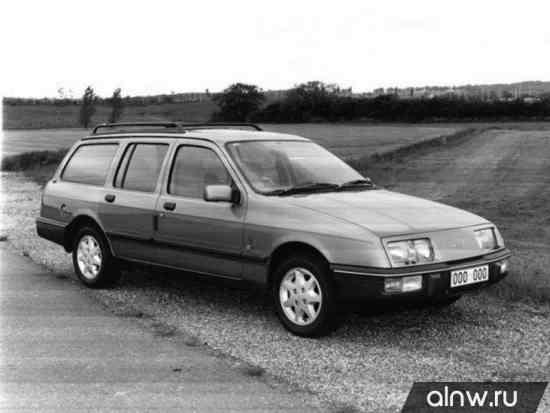 Руководство по ремонту Ford Sierra I Универсал 5 дв.