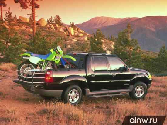 Каталог запасных частей Ford Sport Trac I Пикап Двойная кабина
