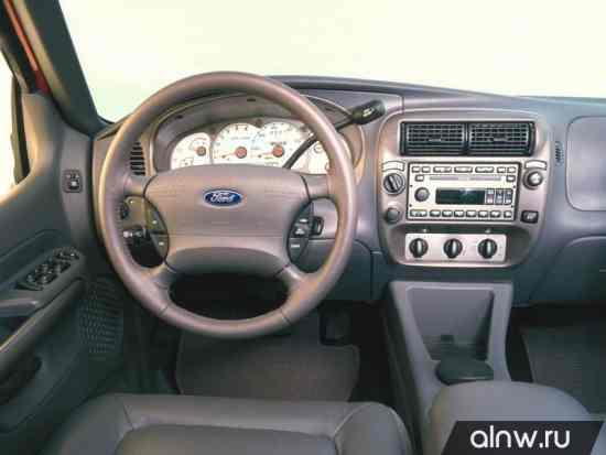 Программа диагностики Ford Sport Trac I Пикап Двойная кабина