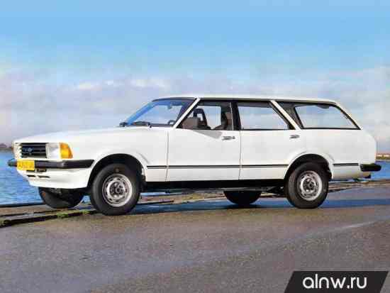Ford Taunus III Универсал 5 дв.
