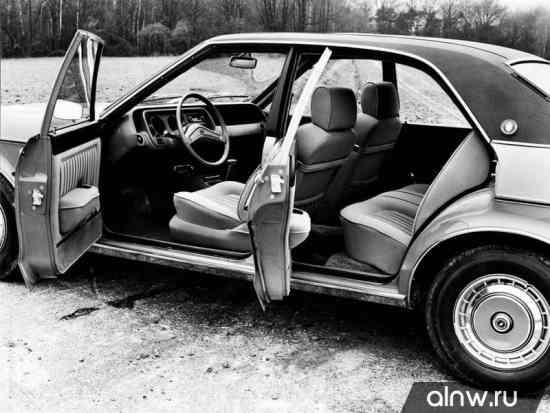 Каталог запасных частей Ford Taunus II Седан