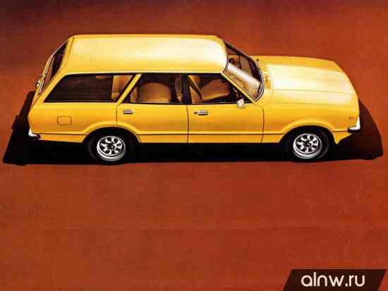 Ford Taunus II Универсал 5 дв.