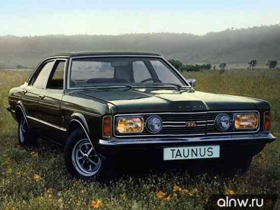 Ford Taunus I Седан