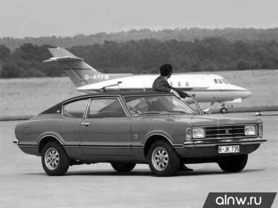 Ford Taunus I Купе