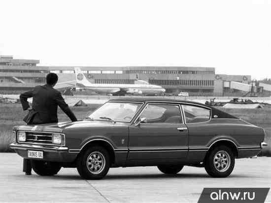 Инструкция по эксплуатации Ford Taunus I Купе