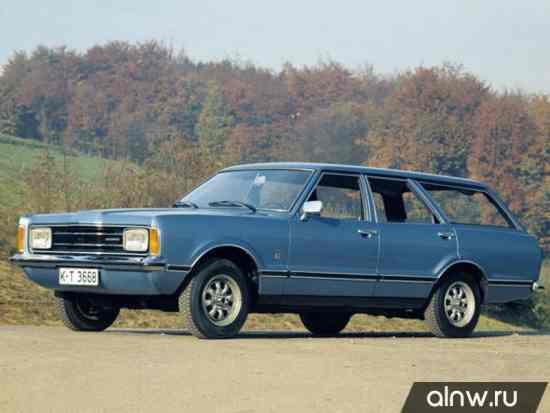 Ford Taunus I Универсал 5 дв.