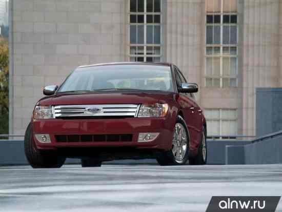 Инструкция по эксплуатации Ford Taurus V Седан