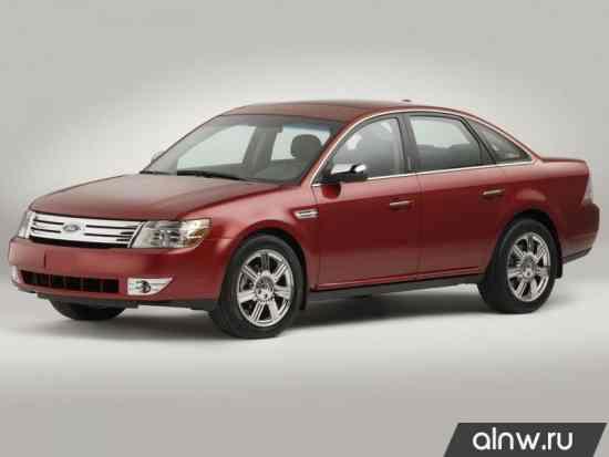 Каталог запасных частей Ford Taurus V Седан