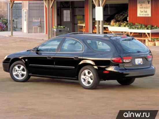 Каталог запасных частей Ford Taurus IV Универсал 5 дв.