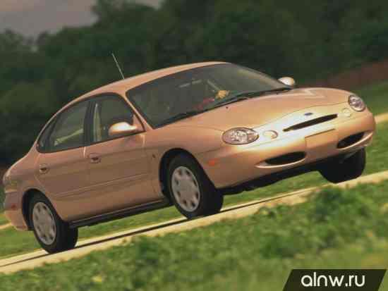 Руководство по ремонту Ford Taurus III Седан