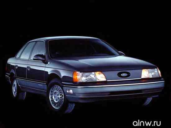 Каталог запасных частей Ford Taurus I Седан