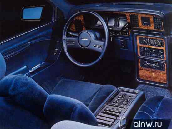 Каталог запасных частей Ford Thunderbird IX (Aero Birds) Купе