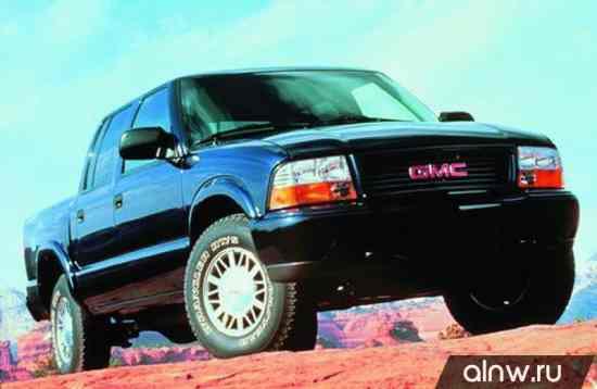 GMC Sonoma II(GMT400) Пикап Двойная кабина