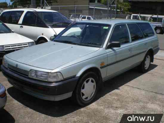 Руководство по ремонту Holden Apollo  Универсал 5 дв.