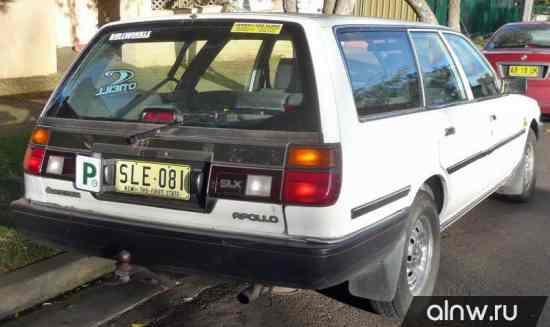Каталог запасных частей Holden Apollo  Универсал 5 дв.