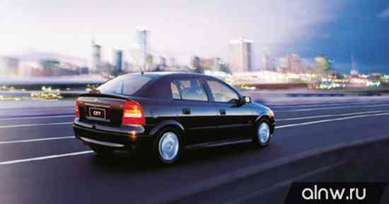 Holden Astra  Хэтчбек 5 дв.