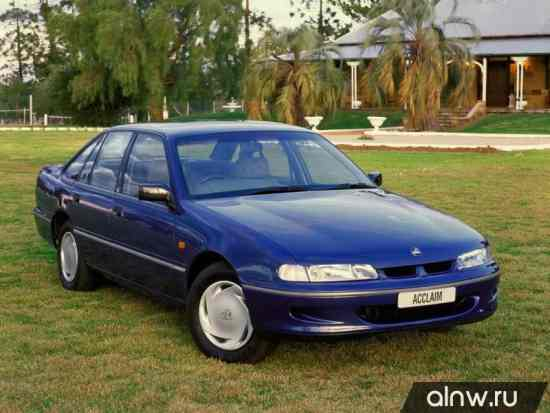 Holden Commodore II (VS) Седан