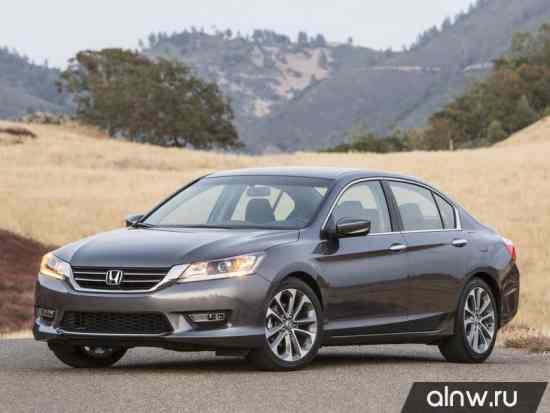 Honda Accord IX Седан