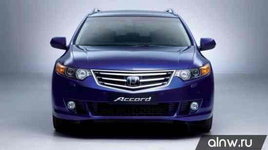 Инструкция по эксплуатации Honda Accord VIII Универсал 5 дв.