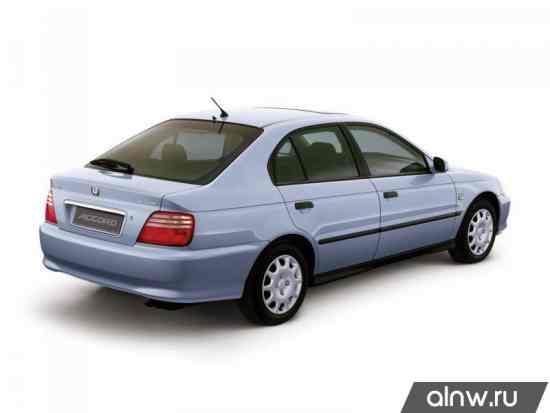 Инструкция по эксплуатации Honda Accord VI Хэтчбек 5 дв.