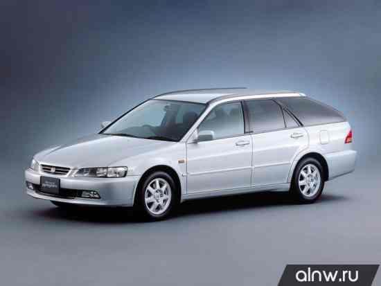 Honda Accord VI Универсал 5 дв.