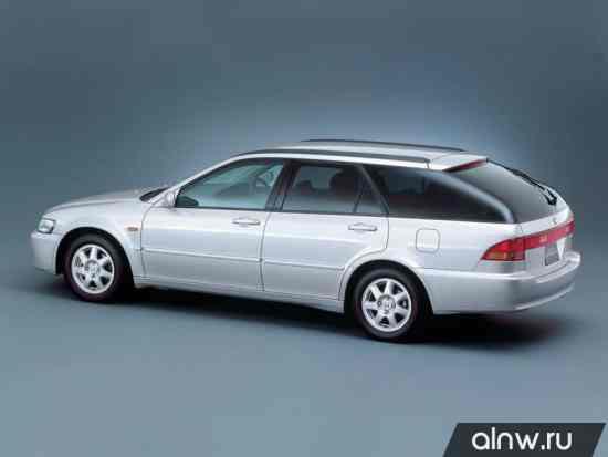 Инструкция по эксплуатации Honda Accord VI Универсал 5 дв.