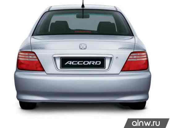 Каталог запасных частей Honda Accord VI Седан