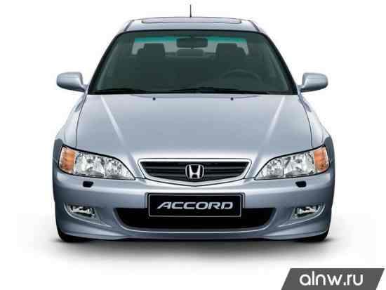 Программа диагностики Honda Accord VI Седан