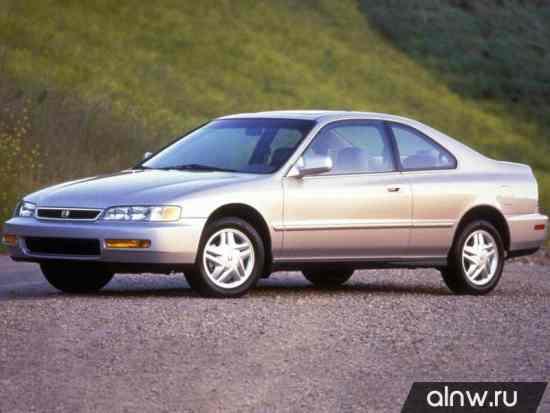 Honda Accord V Купе