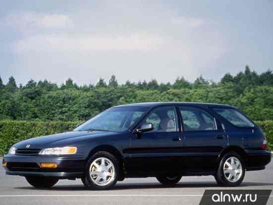 Руководство по ремонту Honda Accord V Универсал 5 дв.